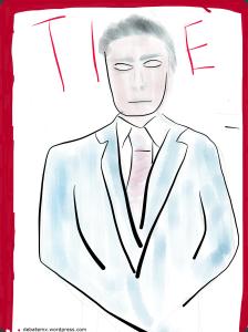 peña nieto dibujo revista Time