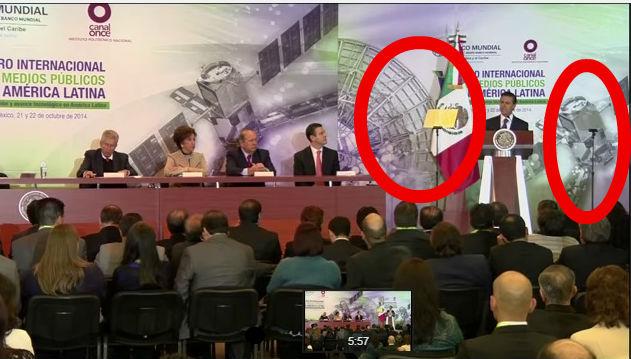Peña Nieto gasta casi un millón de pesos en dos teleprompter