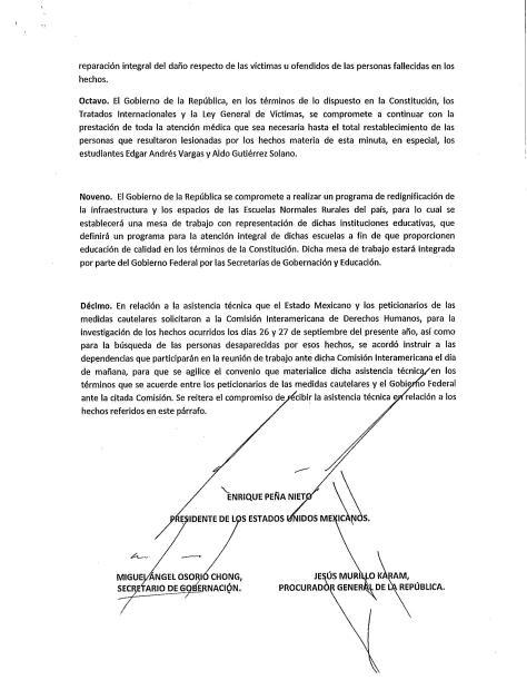 Peña Padres Ayotzinapa 3