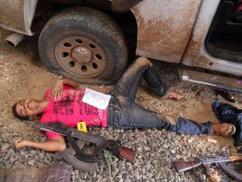 Peritajes de la PGJEM revelan encubrimiento al Ejército en caso Tlatlaya