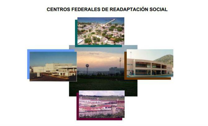 Breve historia oficial: Penales de máxima seguridad México