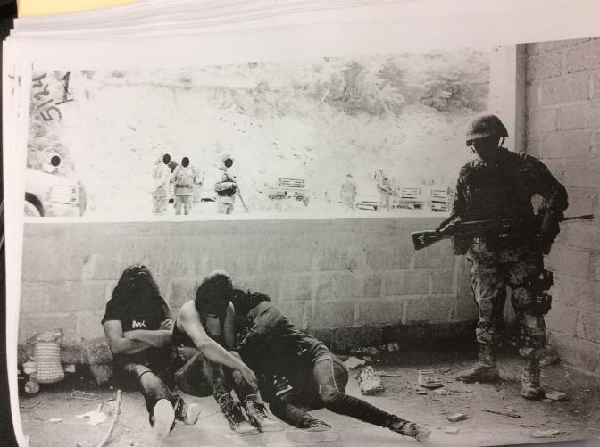 Tlatlaya: bloqueo del Ejército y la operación Marina Armada